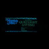 Notions Moutain MIst Medium-Loft Batting 90 in x 108 in Queen Size