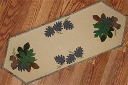 Pattern Nature's Blanket Table Runner by Betsy Lou