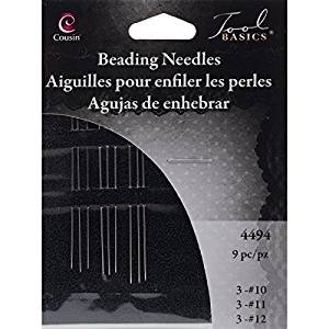 Needles Cousin Beading Needles