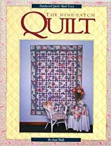 Booklet The Nine Patch Quilt by Jean Wells