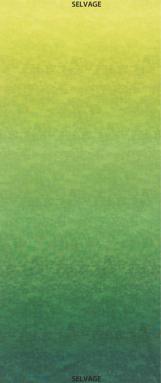Timeless Treasure Studio Ombre Green fabric C4700 44/45'' 100% Cotton