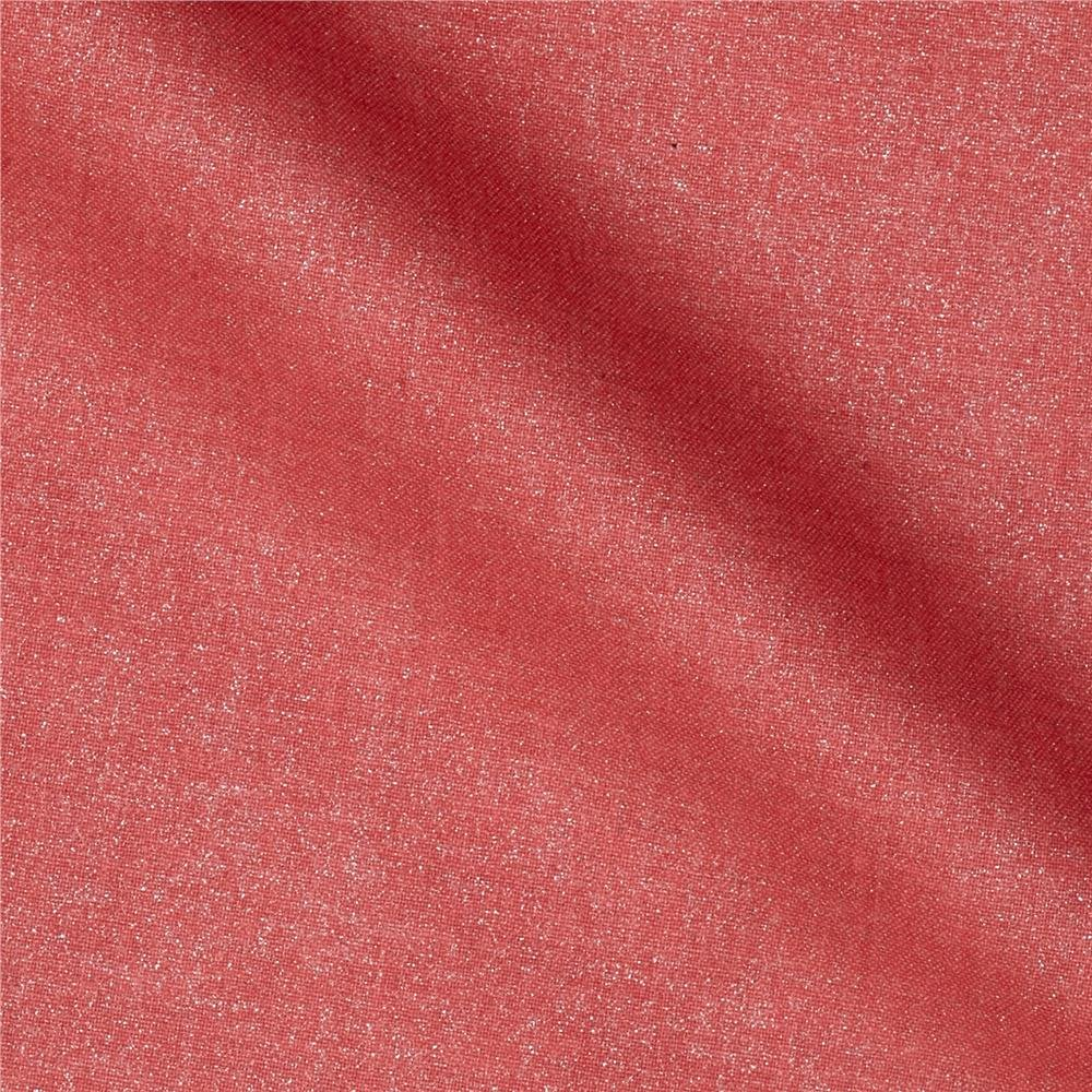 Opalescence Red Solid Metallic Windham 44/45 100% cotton