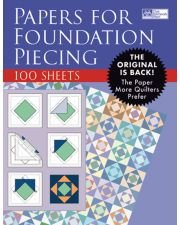 Notions Papers For Foundation Piecing by Martingale