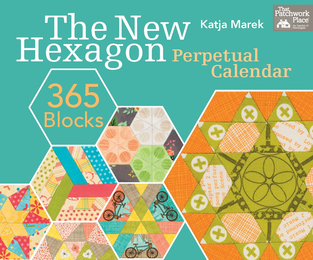 Calendar The New Hexagon Perpetual Calendar Martingale