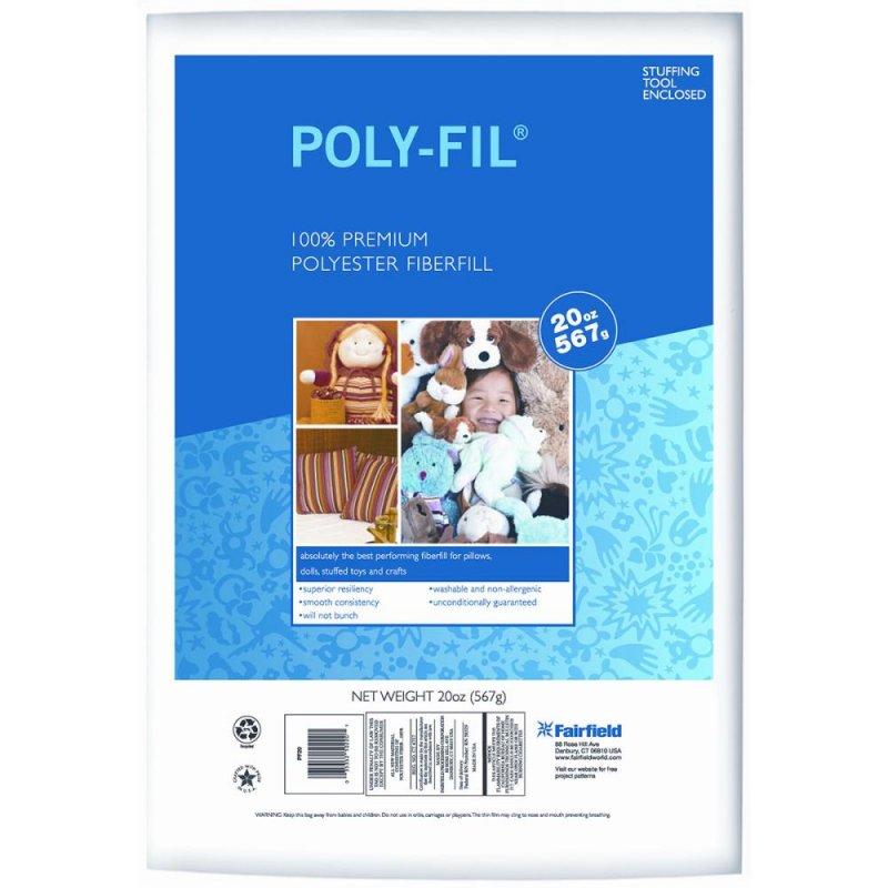 Poly-Fil Stuffing 32oz