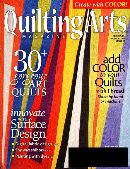 Magazine: Quilting Arts Magazine