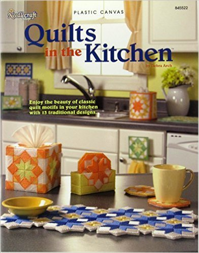 Quilts in the Kitchen Patterns for Plastic Canvas Paperback 845522