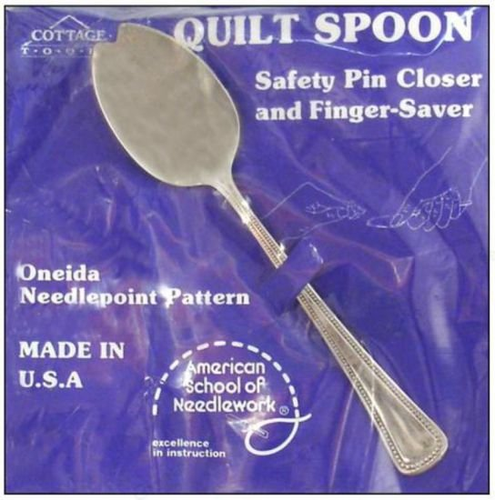 Notions Quilt Spoon Cottage Tools