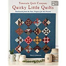 Book Quirky Little Quilts by Temecula Quilt Company