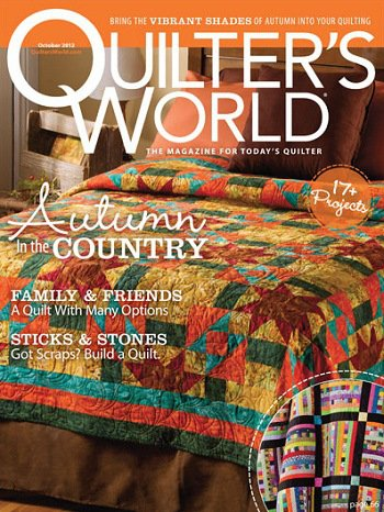 MAGAZINES: Quilter's World and others by Annie's : quilting today magazine - Adamdwight.com
