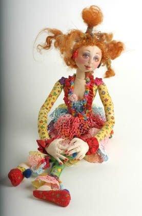 Patti Medaris Culea Soft Doll Pattern Radical Rachel