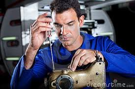 Sewing Machine Mechanical Yearly Maintenance