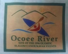 Row by Row Banner 2015 Banner Ocoee River Run Olympics