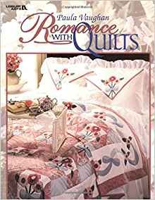 Book Romance With Quilts by Paula Vaughan