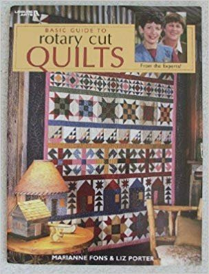 Book Basic Guide to Rotary Cut Quilts Paperback – 1999