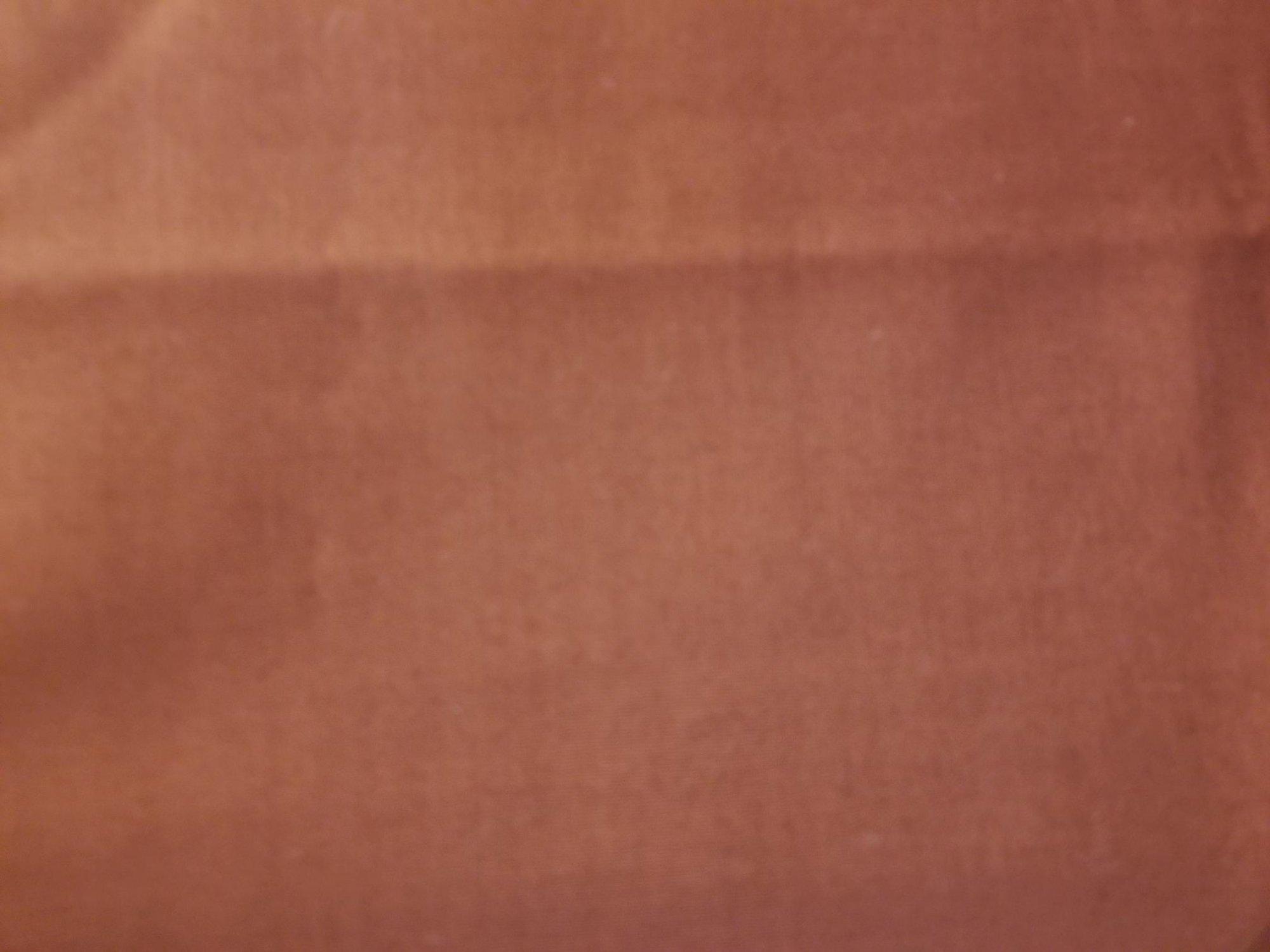 Fabric 100% Cotton Rust