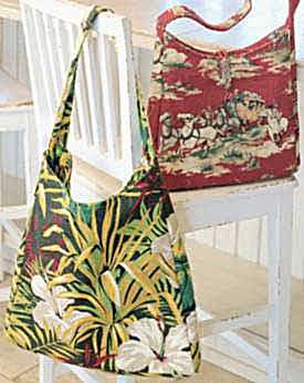Pattern Purse Samantha Bag by Moonlight Designs