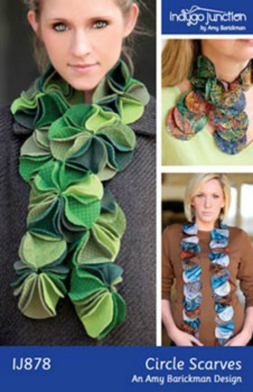Indygo Junction - Circle Scarves by Amy Barickman IJ878