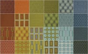Jelly Roll 2 1/2 x 40 stripes Shaman-Parson Grey by Free Spirit