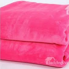 Flannel Solid Pink 44/45'' 100% cotton