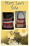 Mary Lee's Tote - Totes by Sandy