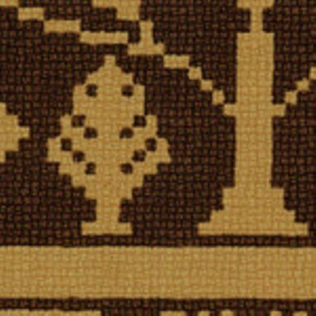 Old World Comforts by Thimbleberries Gold Faux Cross Stitch 44/45 100% Cotton
