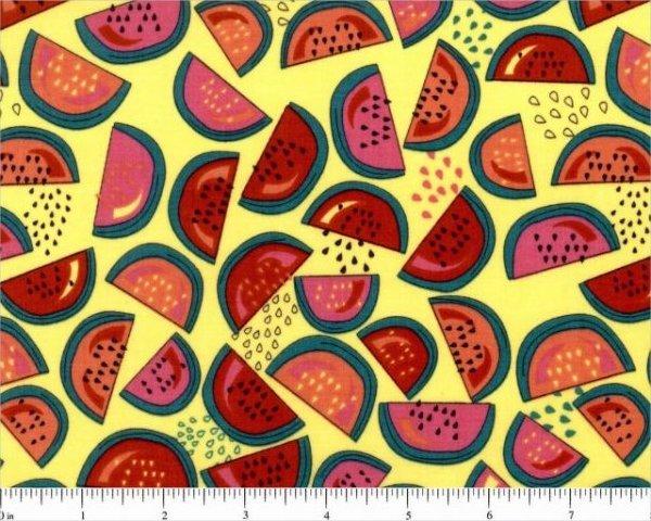 Tutti Frutti Watermelons by Choice Fabrics