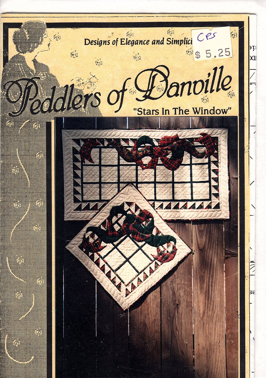 Stars In The Window from Peddlers of Danville