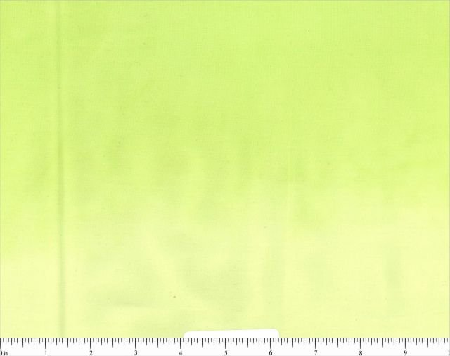 Fabric Cotton Marcus Brothers Lime Green - Ombre Hand Dyes
