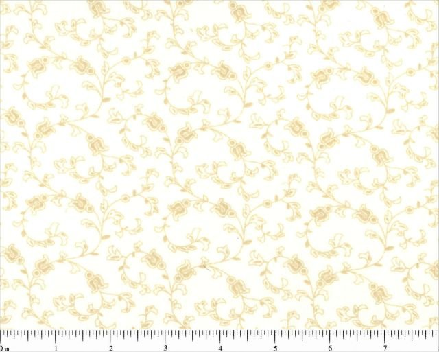Fabric Cotton P&B Backings 100% Cotton / 115 wide / Good Measure 3      Item: ZD-57903-001