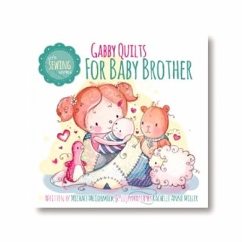 Gabby Quilt for Baby Brother by Bambini - BBC-LSS-003-A