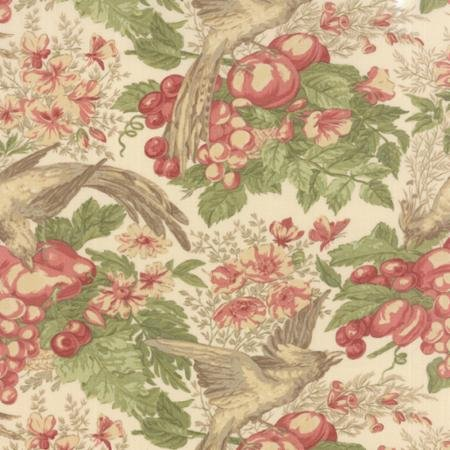 Country Orchard by Moda, 2750-17 Cream