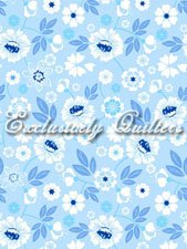 Sing the Blues by Exclusively Quilters - 60965-2