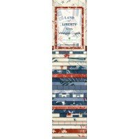 Land of  Liberty by Wilmington Prints, 800-518-800