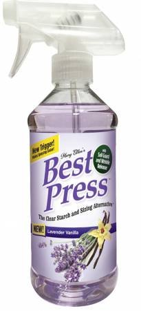 Mary Ellen's Best Press Starch-Lavender Vanilla-#60074