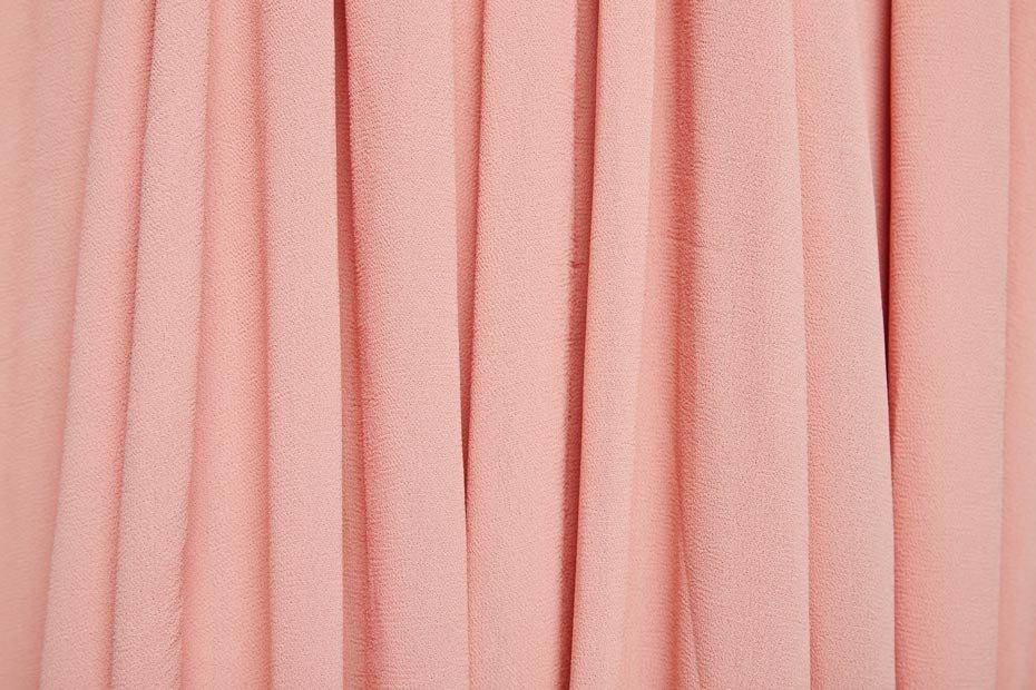 Double Georgette 44 Pink Parfait