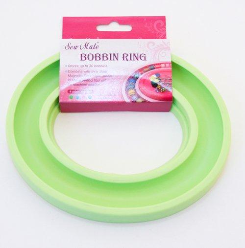 Green Bobbinholder Sew mate, BS30G