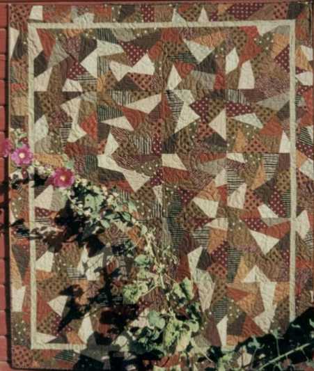Buggy Barn Crazies 58 x 70 quilt pattern by  The Buggy Barn - BUG101