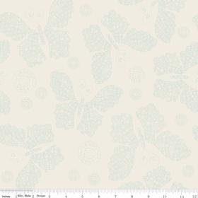 Flutter By The Quilted Fish for Riley Blake Designs-C3134-blue