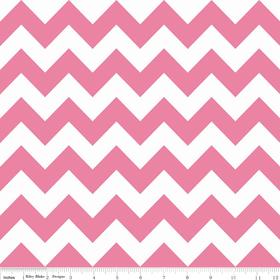Chevron Hot Pink by Riley Blake c320-70