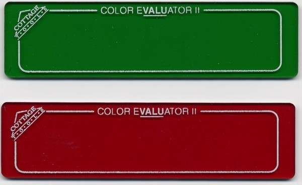 Color Evaluator II by Cottage Mills - #5002