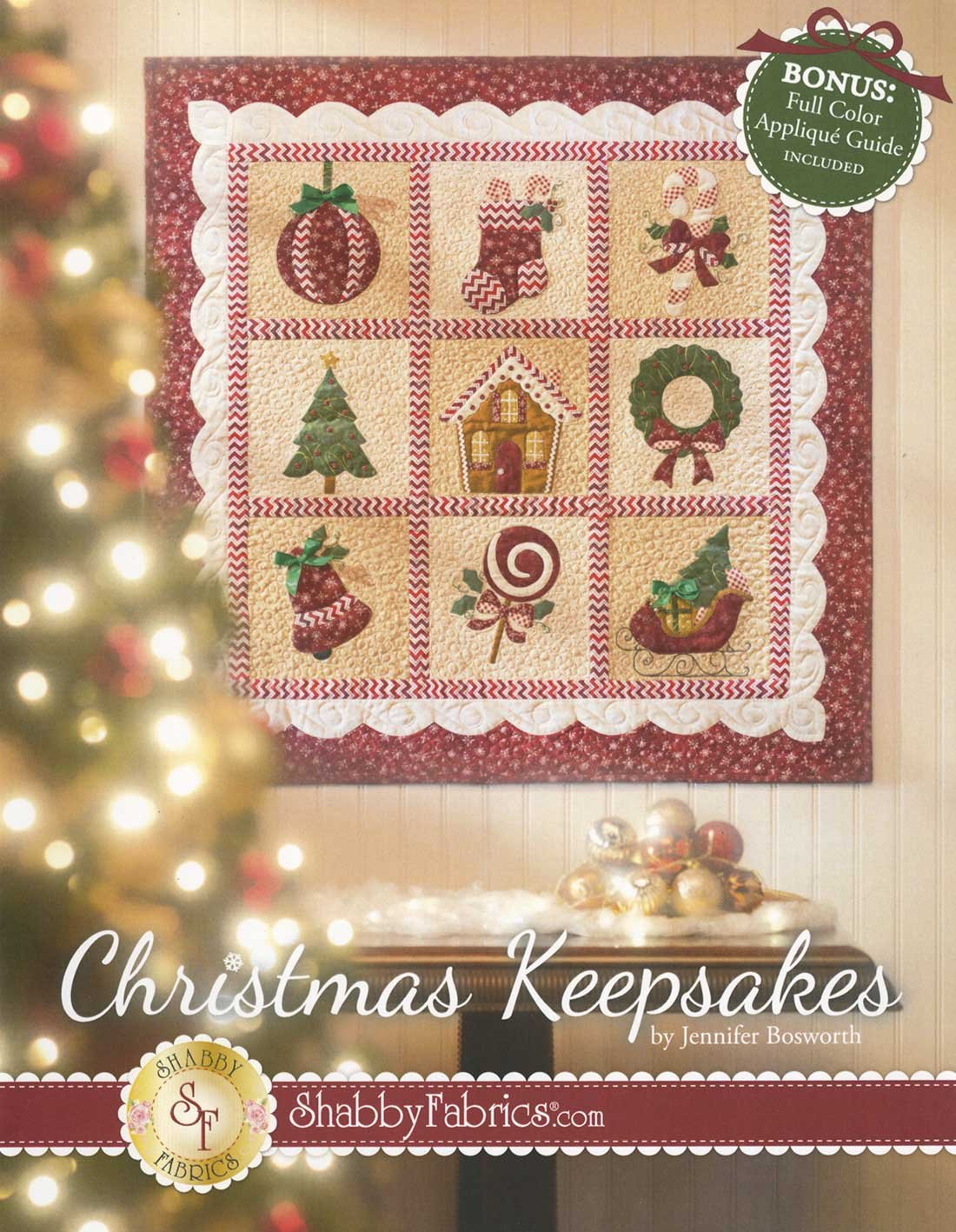 Christmas Keepsakes/wall hanging, 36x36-SKU#SF48644