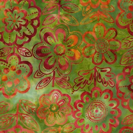 Artisan Batiks: Tango 2 by Lunn Studios Robert Kaufman Fabrics AMD-12295-194