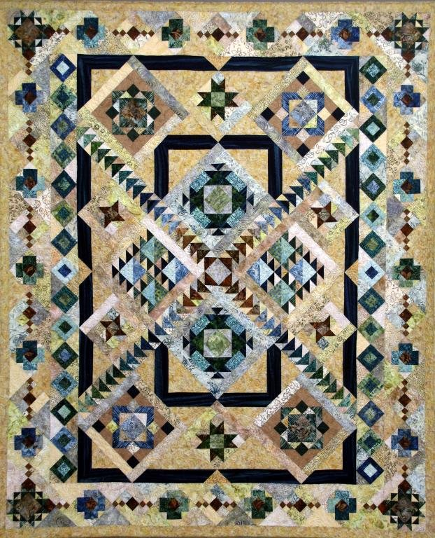 Joy Block Of Month Quilt Pattern By Whirligig Designs 40 Extraordinary Block Of The Month Quilt Patterns