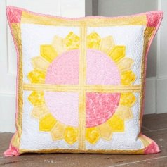 Pillow Kit of the Month by Riley Blake Designs-June Pillow Kit, KTP-17821