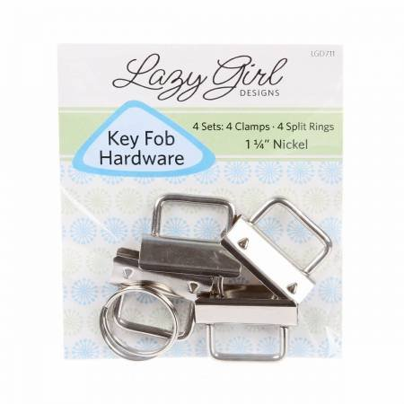 Key Fob Hardware by Lazy Girl LGD711