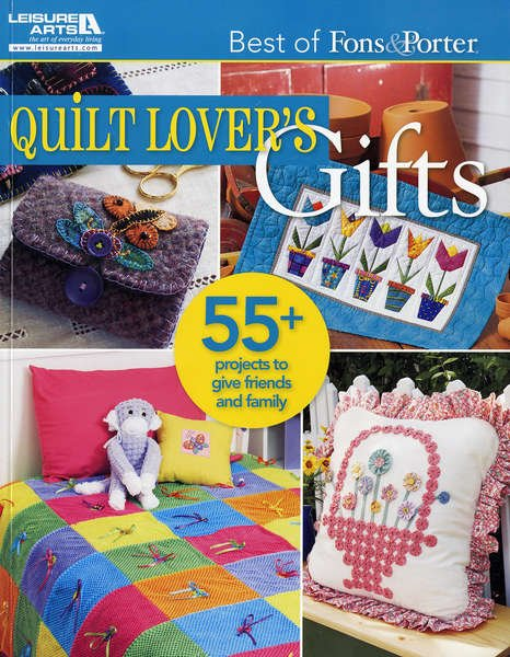 Quilt Lover's Gifts - 5615