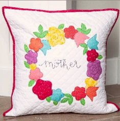 Pillow Kit of the Month by Riley Blake Designs-May Pillow Kit, KTP-17820