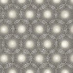 Nature's Pearl Grey/Pearl Dandelion Dots by Kanvas for Benartex 8460P 11