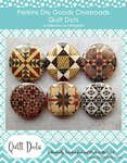 Perkins Dry Goods Crossroads 6 magnets by Quilt Dots PDG-CR6MAGS